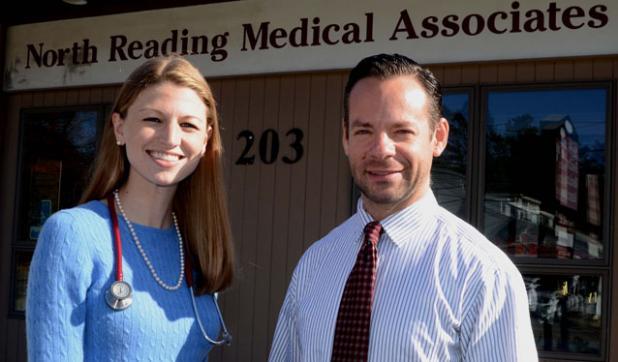 Woburn medical associates / Deck tour
